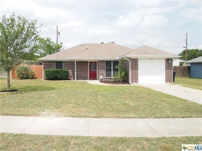 Killeen Single Family Home For Sale: 4603 Ridgehaven Drive