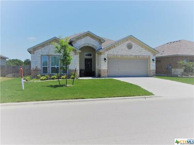 Temple TX Single Family Home For Sale: $204,900