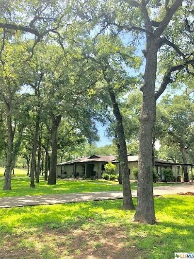 La Vernia Single Family Home For Sale: 300 Oak Bend Drive