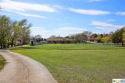 Killeen TX Single Family Home For Sale: $210,000