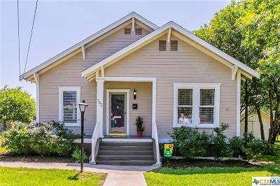 Belton Single Family Home For Sale: 735 N Wall Street