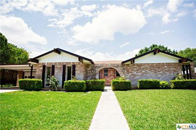 Schertz Single Family Home For Sale: 109 Howard Drive