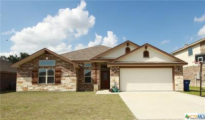 Copperas Cove Single Family Home For Sale: 3406 Plains Street
