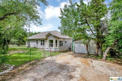 Fischer TX Single Family Home For Sale: $224,900
