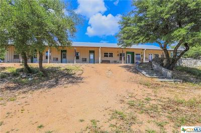 Wimberley Condo/Townhouse For Sale: 2101 Montell Road