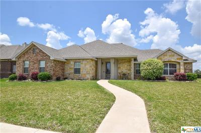 Copperas Cove Single Family Home For Sale: 1202 Nathan Lane