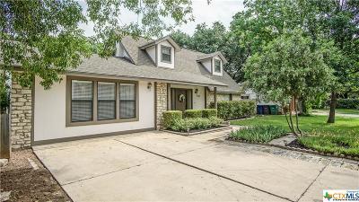 San Antonio Single Family Home For Sale: 3731 Briarhill