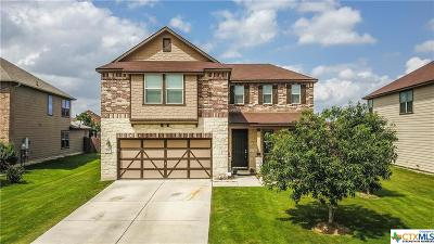New Braunfels Single Family Home For Sale: 1441 Jordan Xing