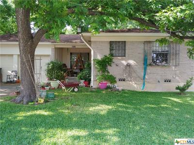 Killeen TX Single Family Home For Sale: $83,000