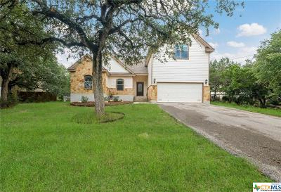 Spring Branch TX Single Family Home For Sale: $298,500