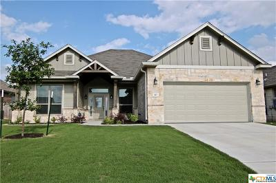 Temple TX Single Family Home For Sale: $249,900