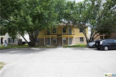 Killeen Multi Family Home For Sale: 1904 Cedarhill Drive