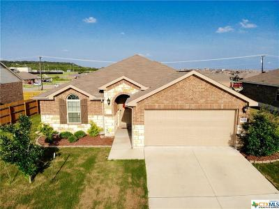 Killeen Single Family Home For Sale: 6204 Taffinder Lane