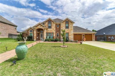 Harker Heights, Nolanville Single Family Home For Sale: 1615 Gold Splash Trail