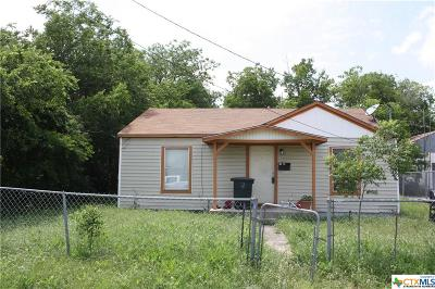 Killeen Single Family Home For Sale: 1903 N College Street
