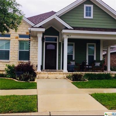 New Braunfels Rental For Rent: 1463 Janets Way