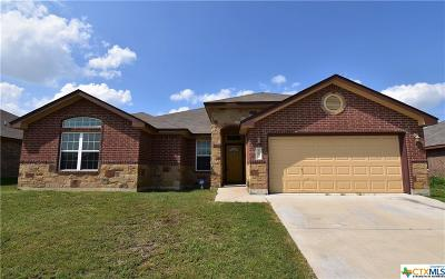 Killeen Single Family Home For Sale: 307 W Little Dipper Drive