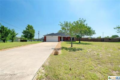 Killeen Single Family Home For Sale: 204 Stoneham Lane