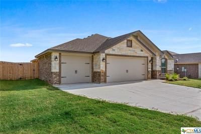 Belton Single Family Home For Sale: 3318 Charbray Drive