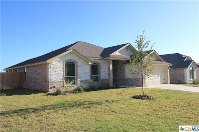 Belton Single Family Home For Sale: 3220 Charbray Drive