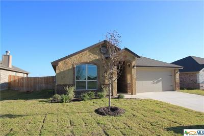Belton Single Family Home For Sale: 3224 Charbray Drive