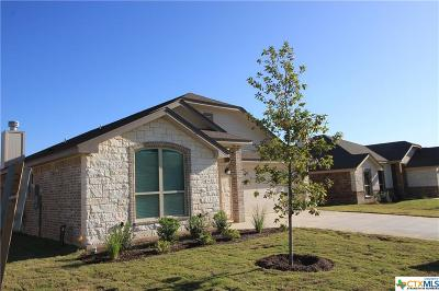 Belton Single Family Home For Sale: 3216 Charbray Drive
