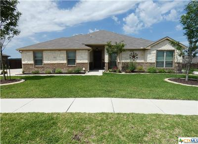 Killeen Single Family Home For Sale: 9803 Kaitlyn Drive