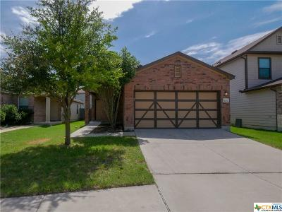 Temple TX Single Family Home For Sale: $149,900