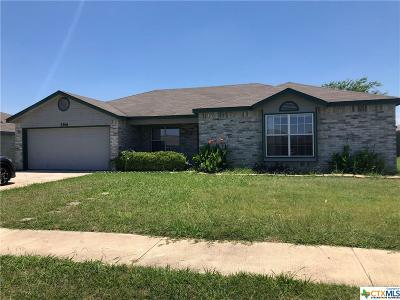 Killeen Single Family Home For Sale: 3306 Lakecrest Drive