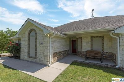 Salado Single Family Home For Sale: 3053 W Amity Road
