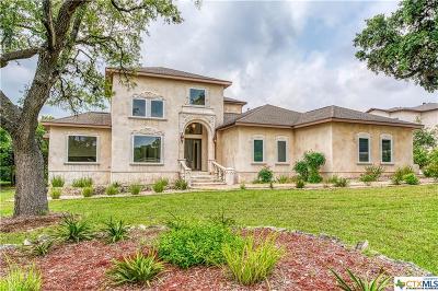 Spring Branch Single Family Home For Sale: 438 Copper Rim