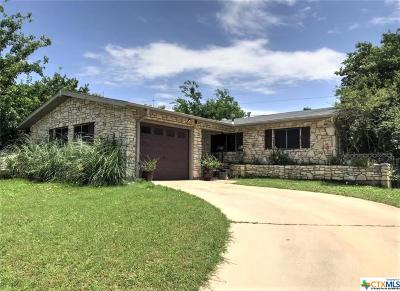 Killeen Single Family Home For Sale: 1104 Robindale Drive