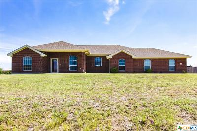 Copperas Cove Single Family Home For Sale: 459 Gaylon Drive