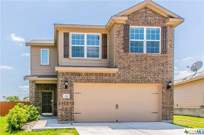 Jarrell TX Single Family Home For Sale: $195,000