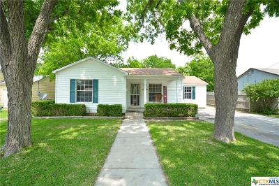 Temple TX Single Family Home For Sale: $109,900