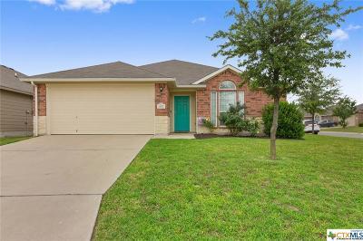 Temple Single Family Home For Sale: 422 Emerald Ridge Drive