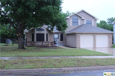 Killeen Single Family Home For Sale: 2401 Simone Drive