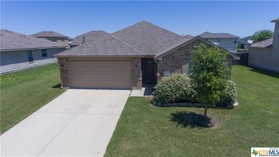 Killeen Single Family Home For Sale: 409 Taurus Drive