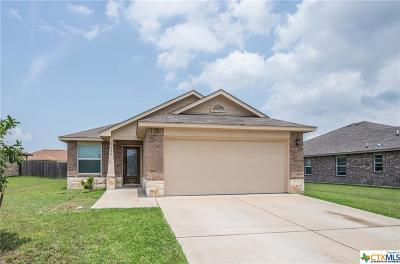 Killeen Single Family Home For Sale: 2503 Camp Cooper Drive