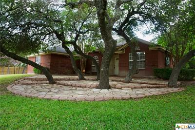 Kempner Single Family Home For Sale: 3471 Upton Drive