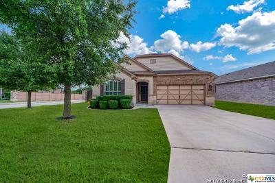 San Antonio Single Family Home For Sale: 7703 Clos Du Bois