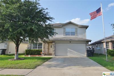 Killeen Single Family Home For Sale: 4903 Causeway Court