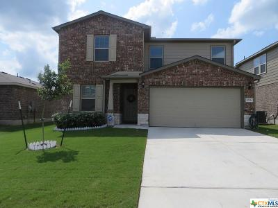 Temple TX Single Family Home For Sale: $194,900