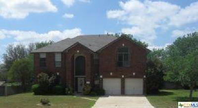 Harker Heights Single Family Home For Sale: 2206 Cheyenne Trail