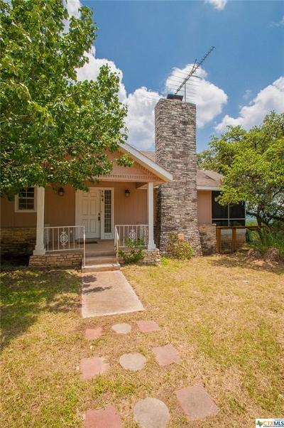 Canyon Lake Single Family Home For Sale: 764 Hillclimb