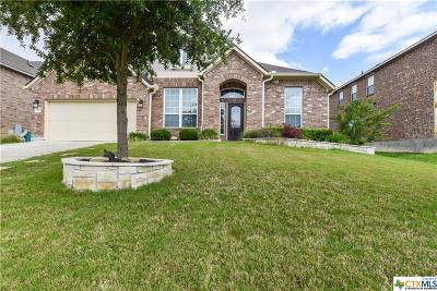 Harker Heights Single Family Home For Sale: 811 Cathedral Court