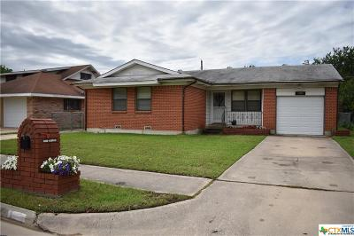 Killeen Single Family Home For Sale: 1102 Missouri Avenue