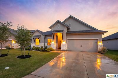New Braunfels Single Family Home For Sale: 920 Carriage Loop