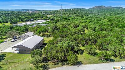 Canyon Lake Residential Lots & Land For Sale: 271 Pfeil High Acres Road