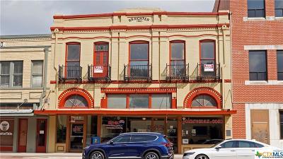 New Braunfels Rental For Rent: 142 1/2 W San Antonio Street